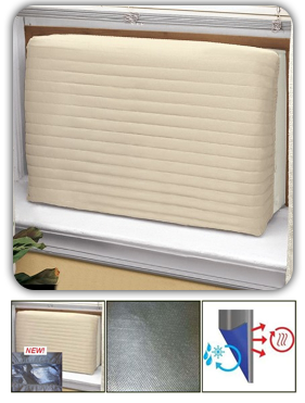 Custom Window Indoor AC Cover