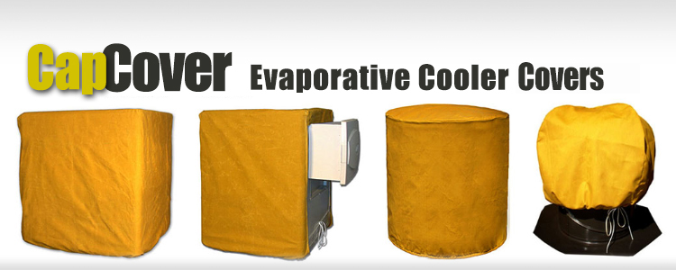 Custom Swamp / Evaporative Cooler Covers
