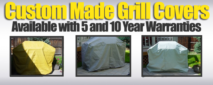 custom grill covers - Grill Covers